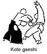 kotegaeshi